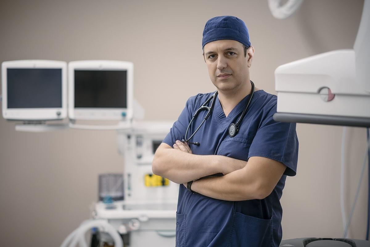 Dr. Ηλίας Κανελόπουλος Αναισθησιολόγος