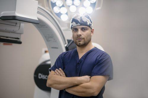 Dr. Νικόλαος Πατέλης Αγγειοχειρουργός, Αγγειολόγος